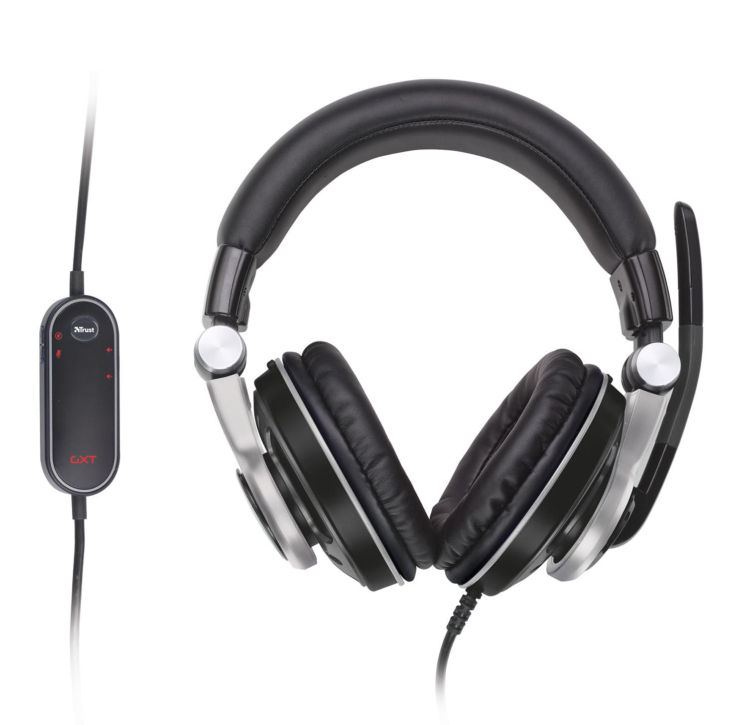 Trust GXT 26 5.1 Surround Gaming Headset Driver PC