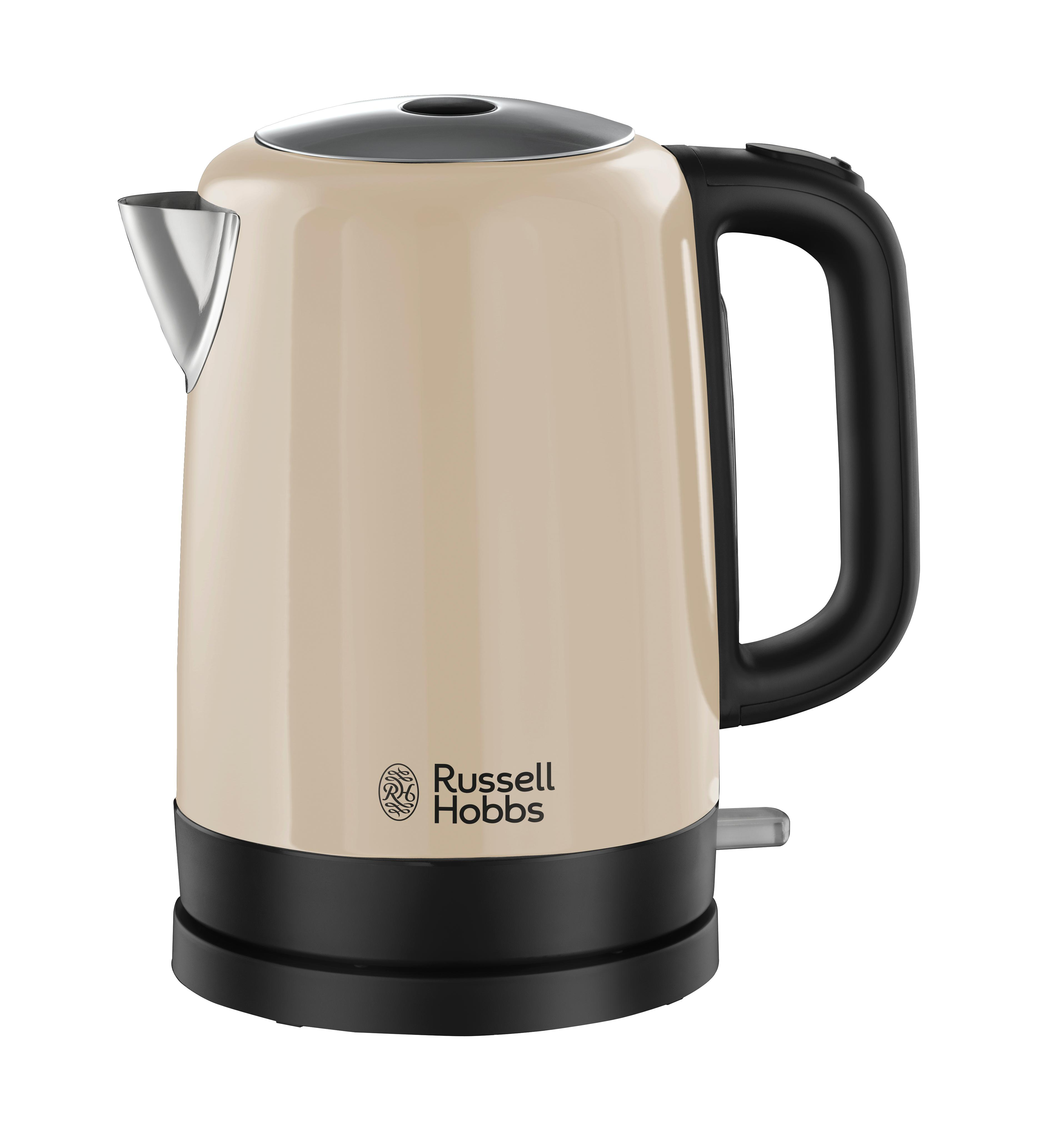 russell hobbs canterbury kettle 20614 1 7 l 3000 w. Black Bedroom Furniture Sets. Home Design Ideas