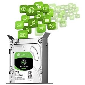 Seagate BarraCuda 2TB, interne Festplatte