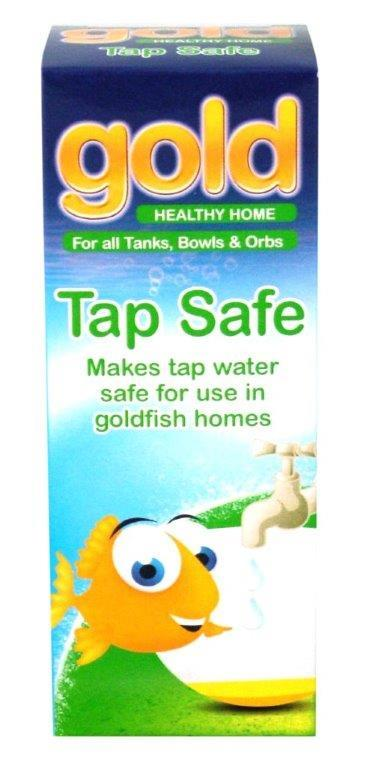 Interpet gold tap safe pet supplies for Secret fish in tap tap fish