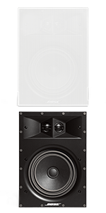 bose 891. bose virtually invisible 891 in-wall speaker · 691 791 in-ceiling ii