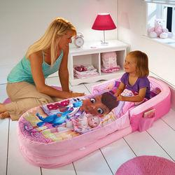 Doc McStuffins ReadyBed Is A Unique 2 In 1 Airbed And Sleeping Bag