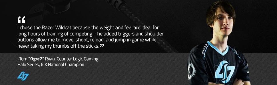 Razer Wildcat Gaming Controller (Xbox One): Amazon co uk: PC