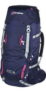 wilderness rucksack, womens wilderness rucksack, womens wilderness backpack, berghaus wilderness