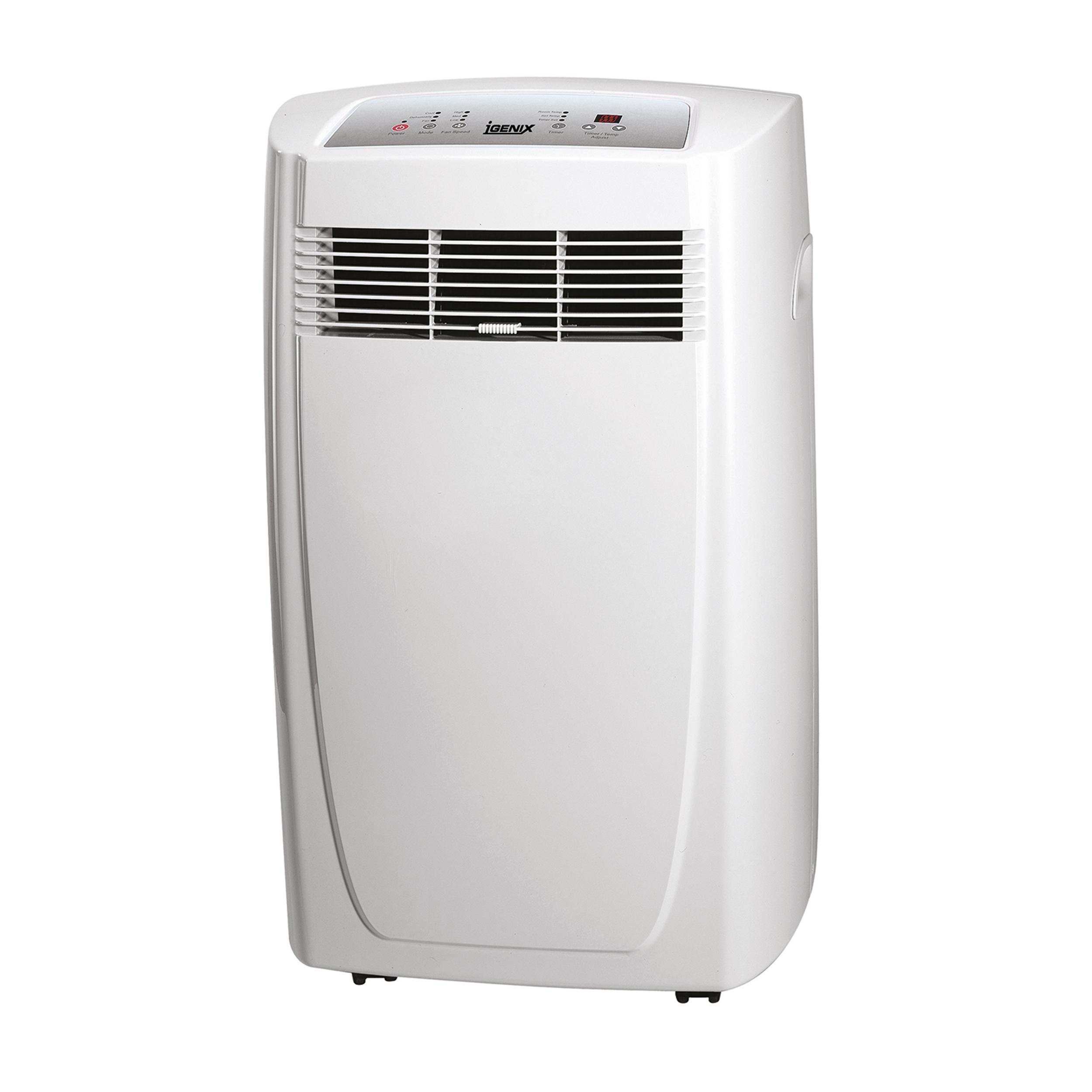 Igenix IG9900 9000 BTU Portable Air Conditioning Unit 900 W: Amazon.co  #594C4B