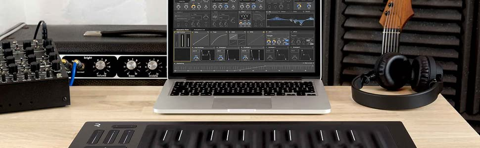 Equator: software for stage or studio