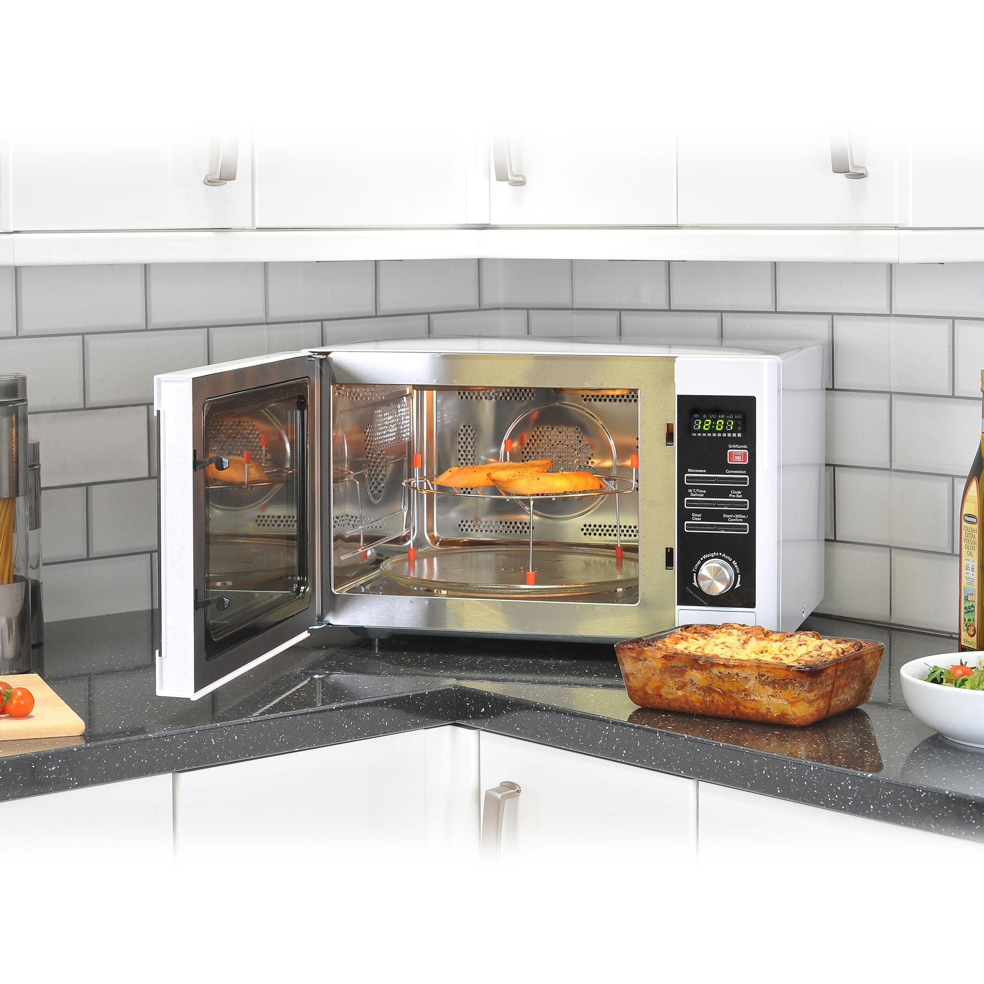 Igenix Ig3092 Digital Combination Microwave With Grill And
