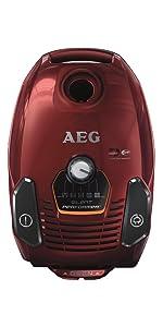 AEG, Bagged, Vacuum, Cylinder, SilentPerformer All Floor, ASP7120