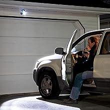 mr beams spotlight, wireless spotlight, outdoor security spotlight