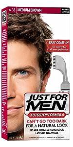 Just For Men M45 Dark Brown For beard, moustache