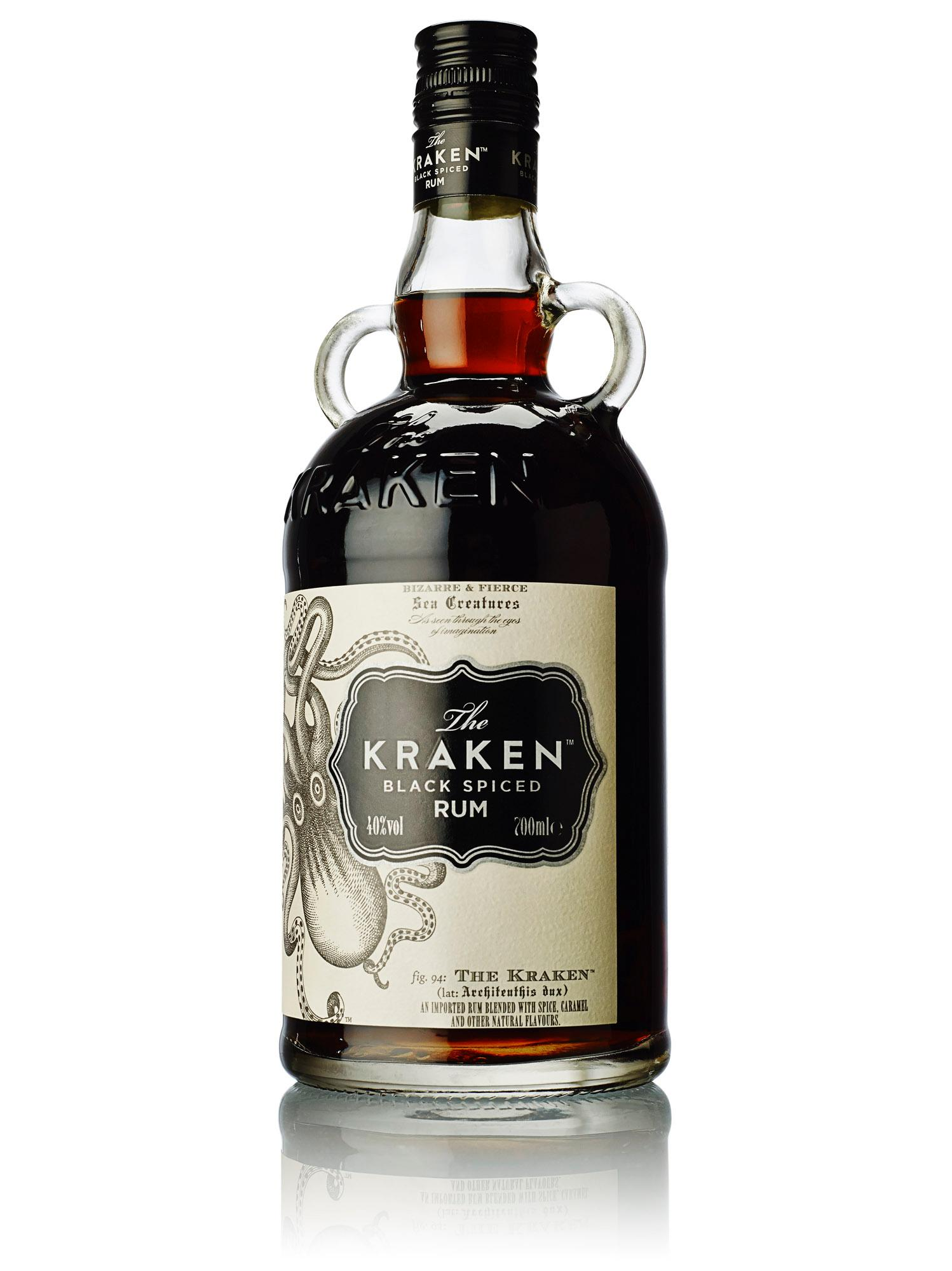 Kraken black spiced rum 70 cl grocery - Kraken rum pictures ...