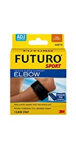 tennis;elbow;support;golf;tendonitis;RSI;repetitive;stress;injury;neoprene;