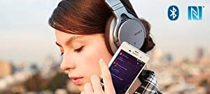 Sony, mdr-zx330nt, bluetooth wireless headset, nfc connectivity