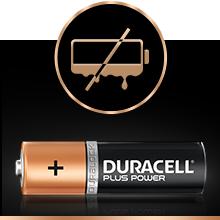 Duracell leakage prevention