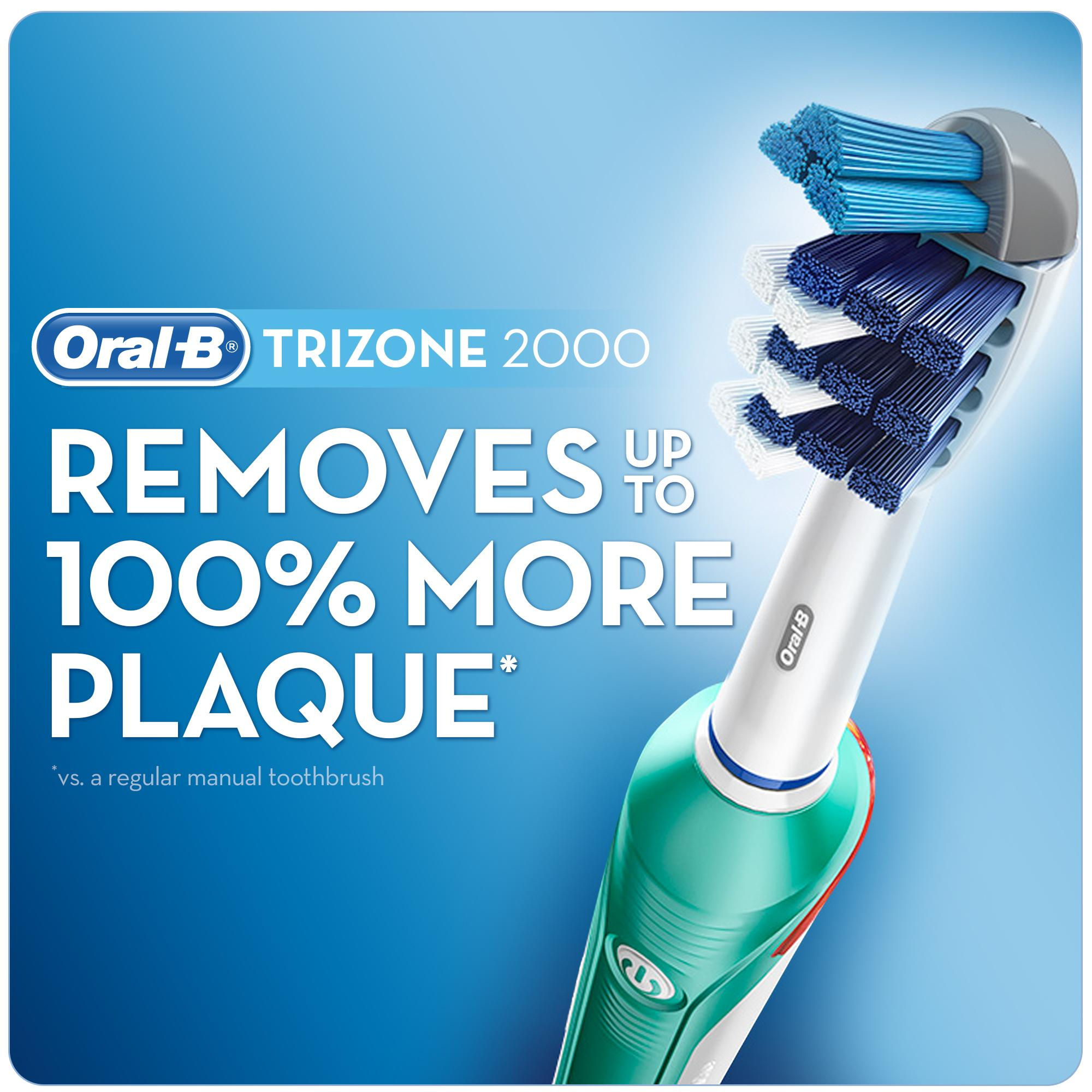 Oral B Trizone 2000 Electric Rechargeable Toothbrush