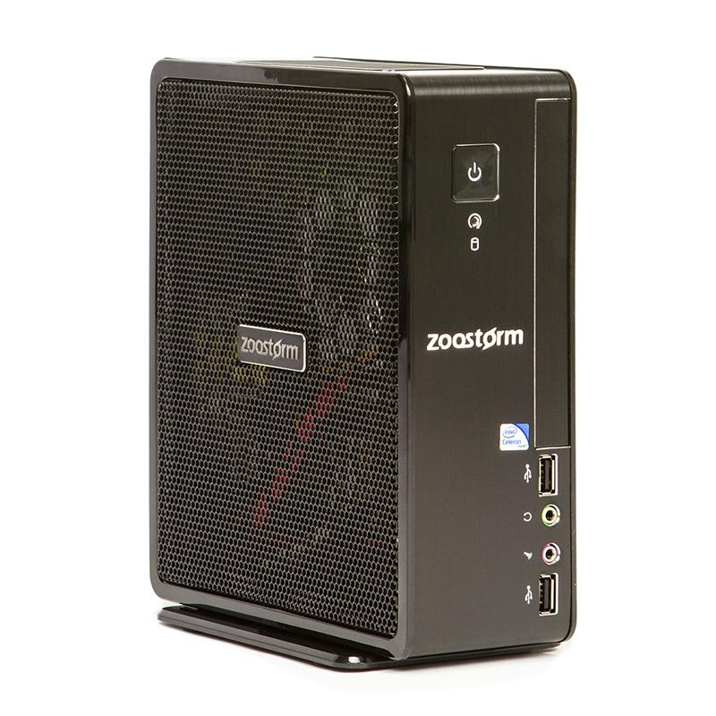 zoostorm delta pico ultra small form factor desktop pc. Black Bedroom Furniture Sets. Home Design Ideas