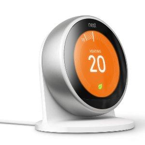 nest stand for learning thermostat 3rd generation amazon. Black Bedroom Furniture Sets. Home Design Ideas