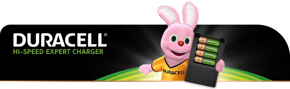 Duracell Charger CEF 15