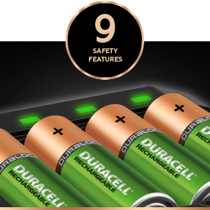 Duracell Charger Hi Speed Advanced