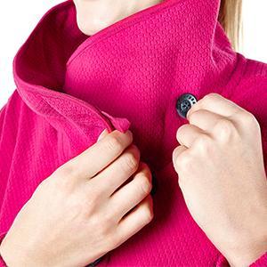 berghaus dovenby fleece, dovenby fleece collar, berghaus dovenby fleece funnel neck