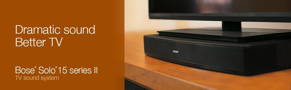 how to turn on bose soundbar without remote
