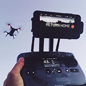 3dr Solo Aerial Drone Black Amazon Co Uk Toys Amp Games