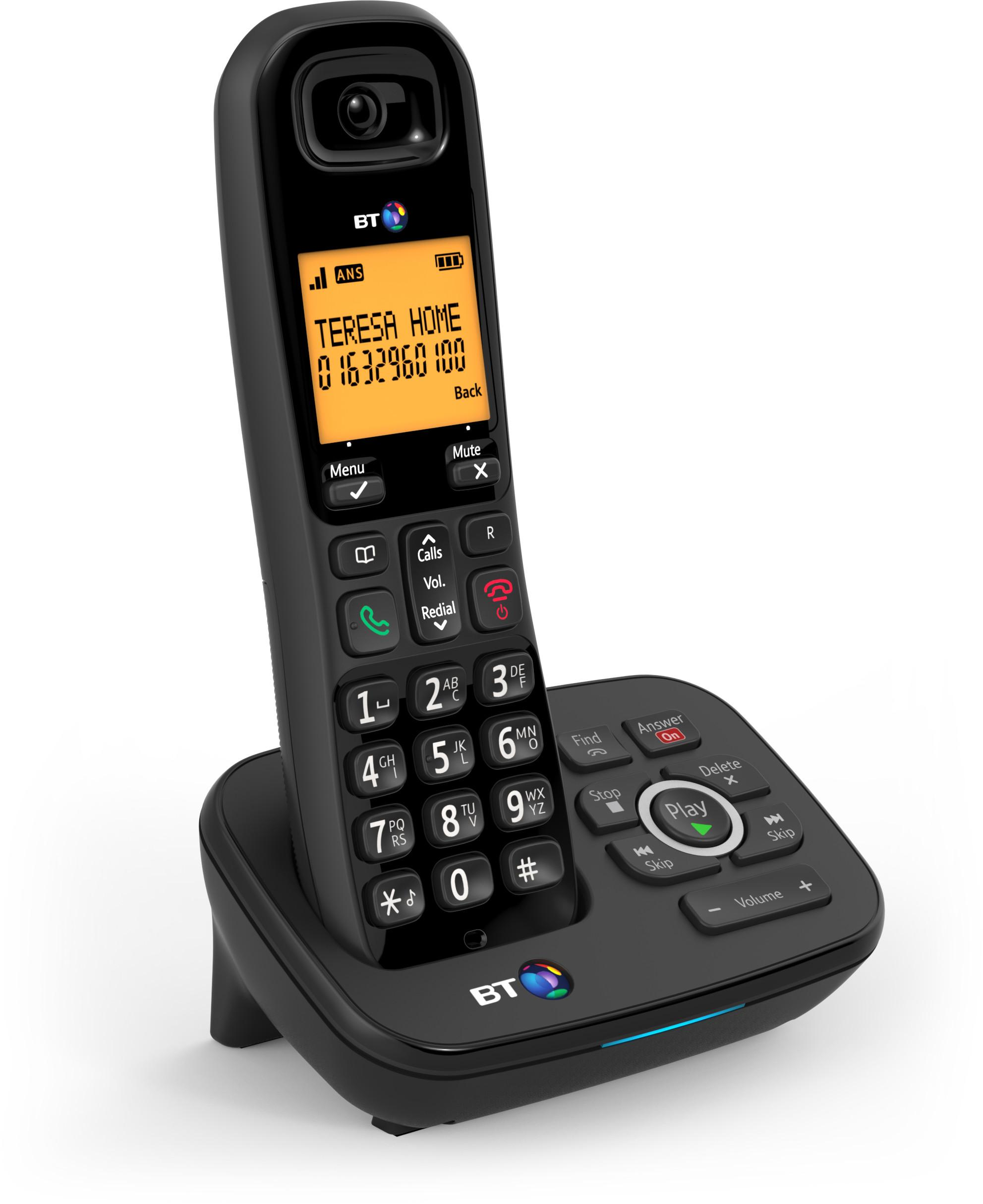 Bt 1700 Nuisance Call Blocker Cordless Home Phone With Answer Machine