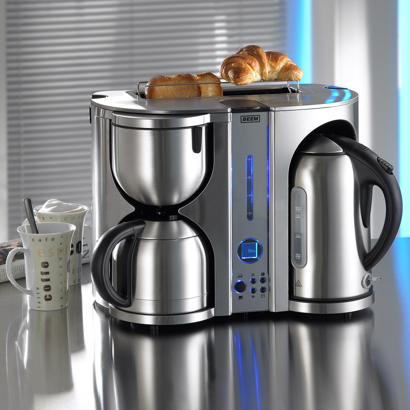 beem germany 4 in 1 ecco deluxe breakfast machine 1 7 litre 3800 watt kitchen. Black Bedroom Furniture Sets. Home Design Ideas