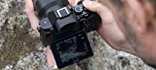 Sony, ILCE7sB, Full frame compact system camera body, 5 fps, tru-finder, 3.0-inch tiltable LCD