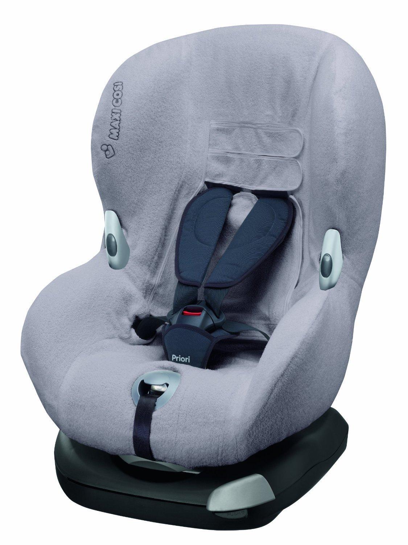 maxi cosi priori xp priorifix car seat summer cover cool grey 2014 range baby. Black Bedroom Furniture Sets. Home Design Ideas
