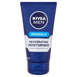 NIVEA for men, mens moisturiser, face cream