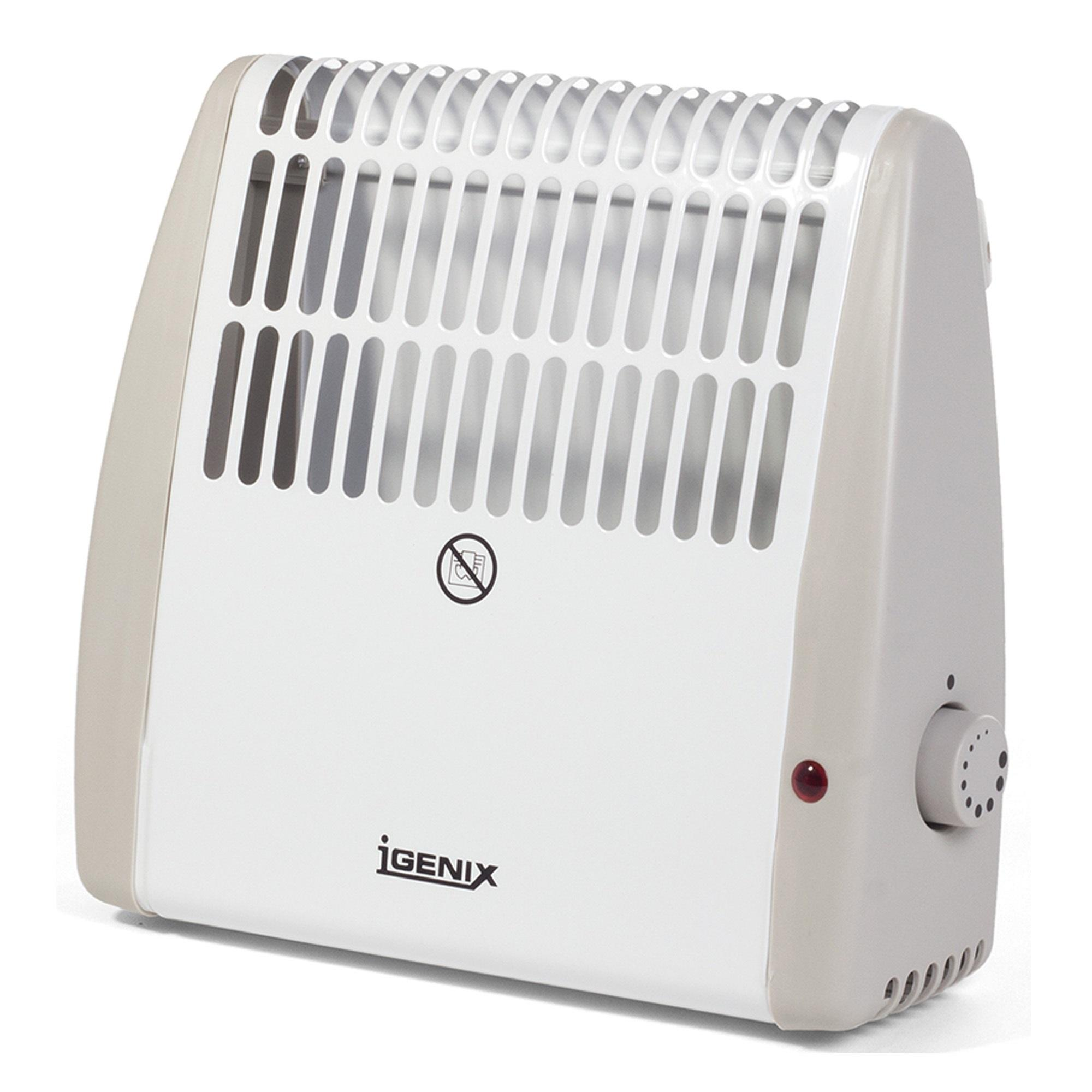 Igenix IG5005 Frost Watch Convector Heater 500 W White: Amazon.co  #5A4D4D
