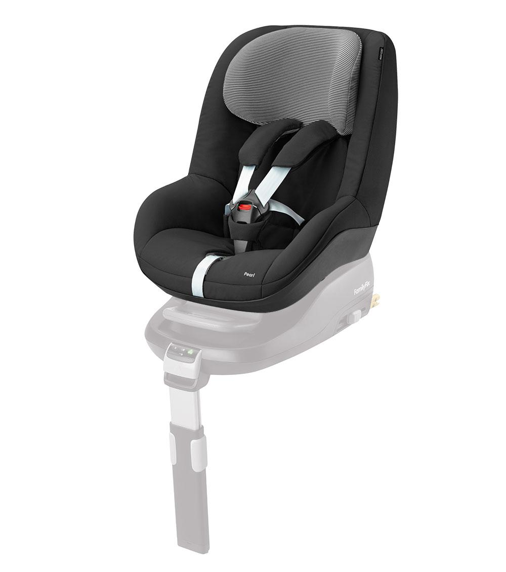 maxi cosi pearl group one car seat black raven baby. Black Bedroom Furniture Sets. Home Design Ideas