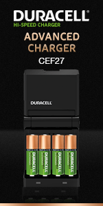 Duracell Advanced Charger CEF 27