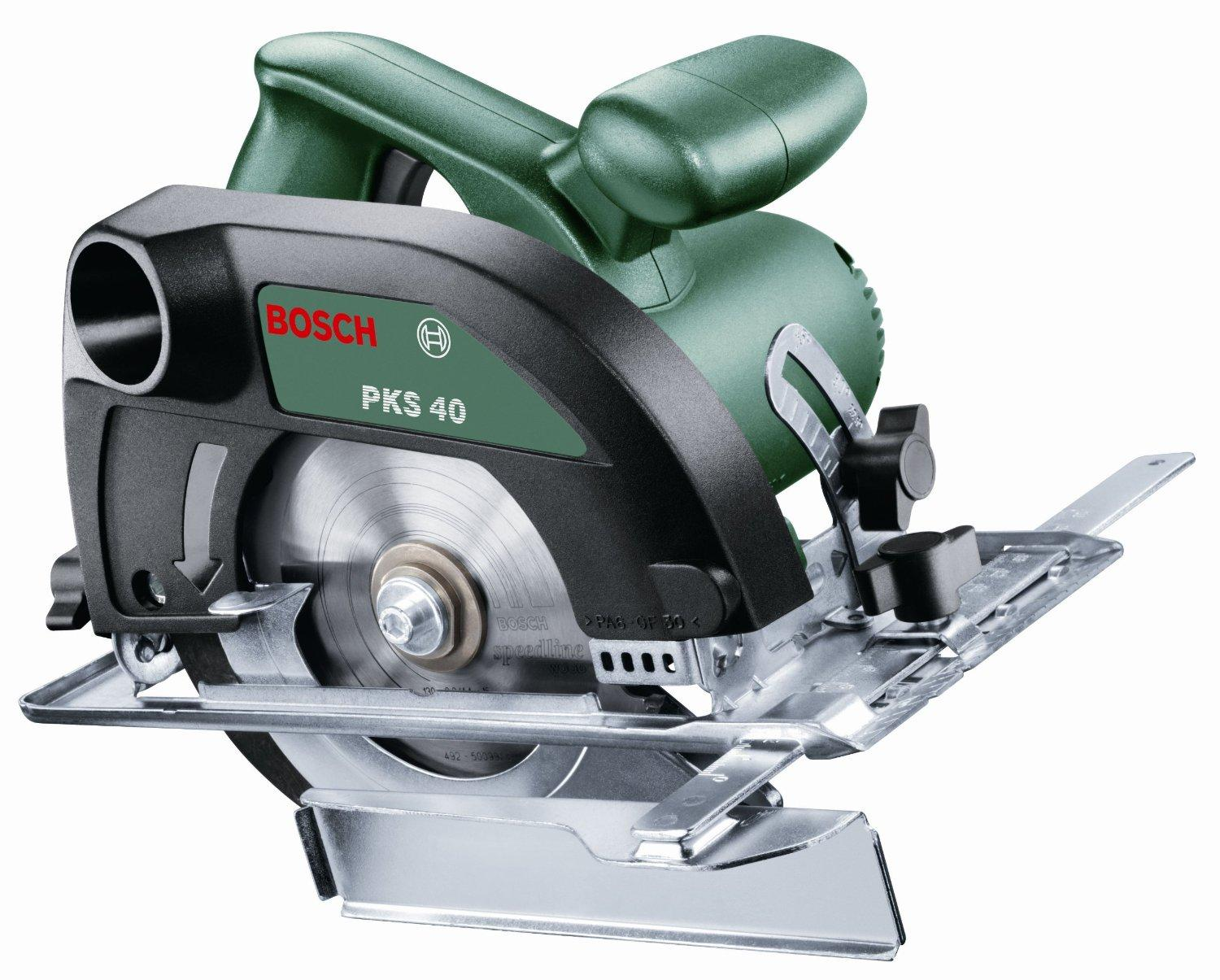 bosch pks 40 circular saw diy tools. Black Bedroom Furniture Sets. Home Design Ideas
