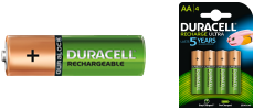 Duracell Recharge Batteries