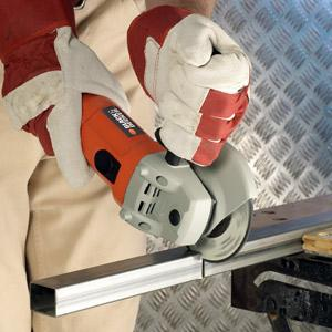 black and decker, small angle, grinder, discs, 710W