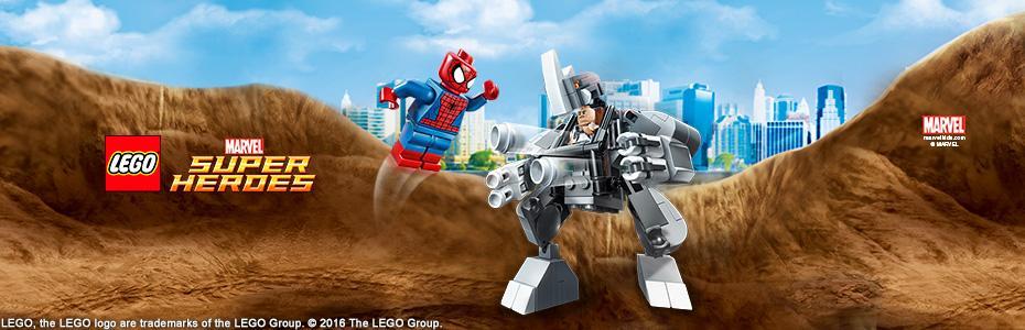 76060-2016-New cadeau-bestprice Lego Super Heroes-Karl Mordo Figure