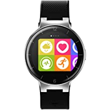 Alcatel ONETOUCH Smartwatch - Black/Red