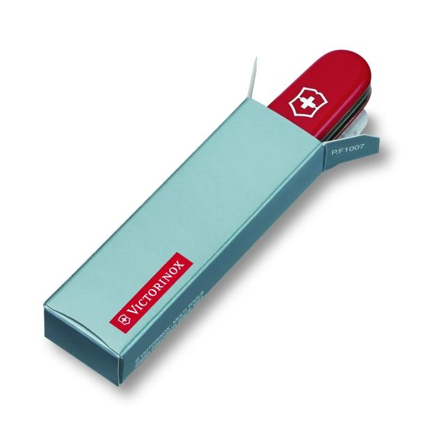 Victorinox Evolution Outdoor Swiss Army Knife available in Red/Black ...