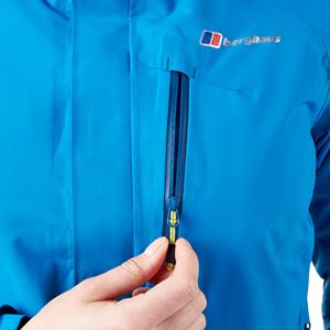 Blue Berghaus Skye Womens Shell Jacket