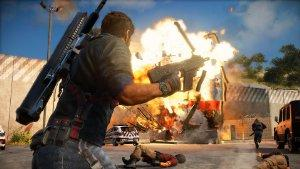 Just Cause 3 (PS4): Amazon.co.uk: PC & Video Games