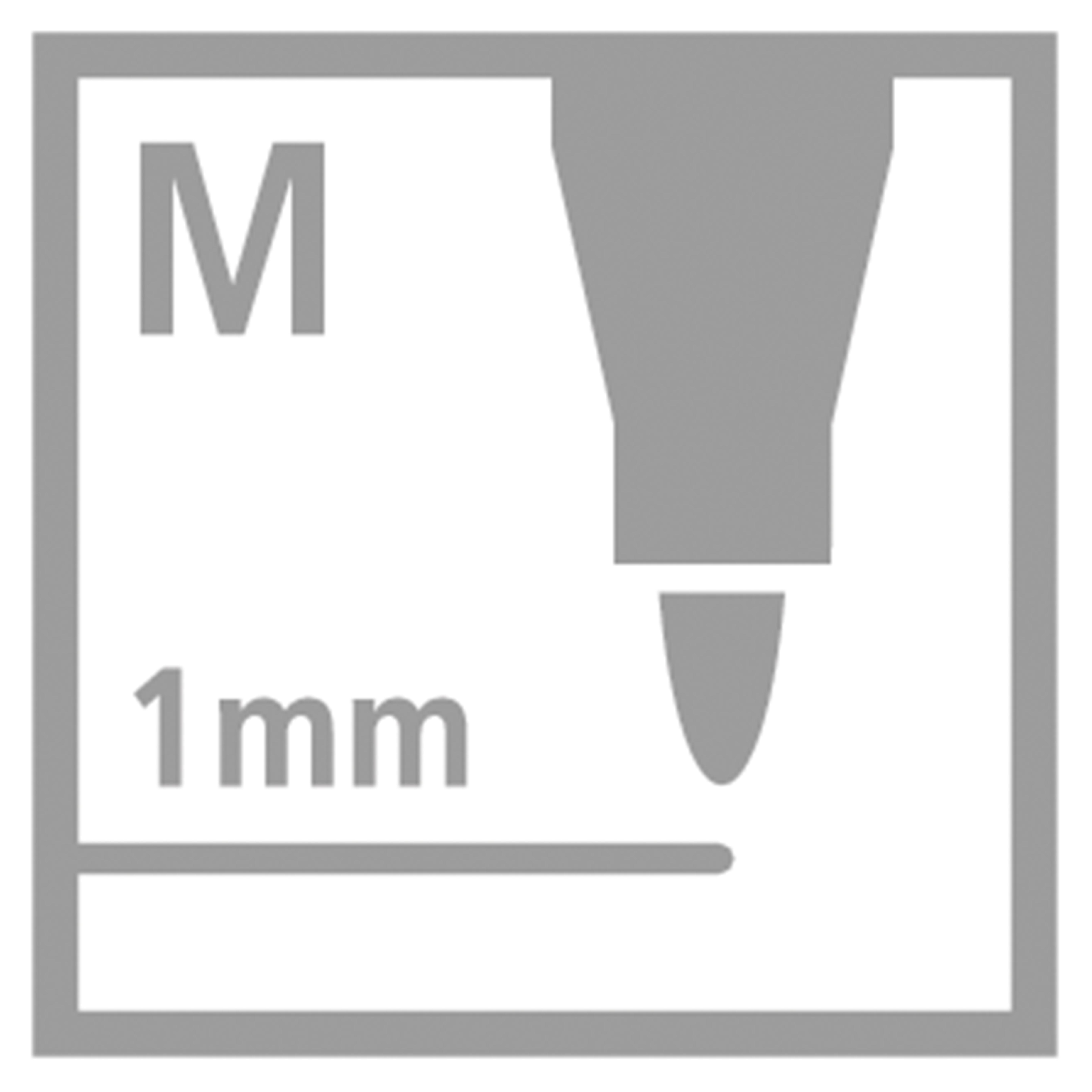 Stabilo cappi wallet of felt tip pen amazon