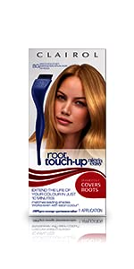 Root touch-up by Nice'N Easy