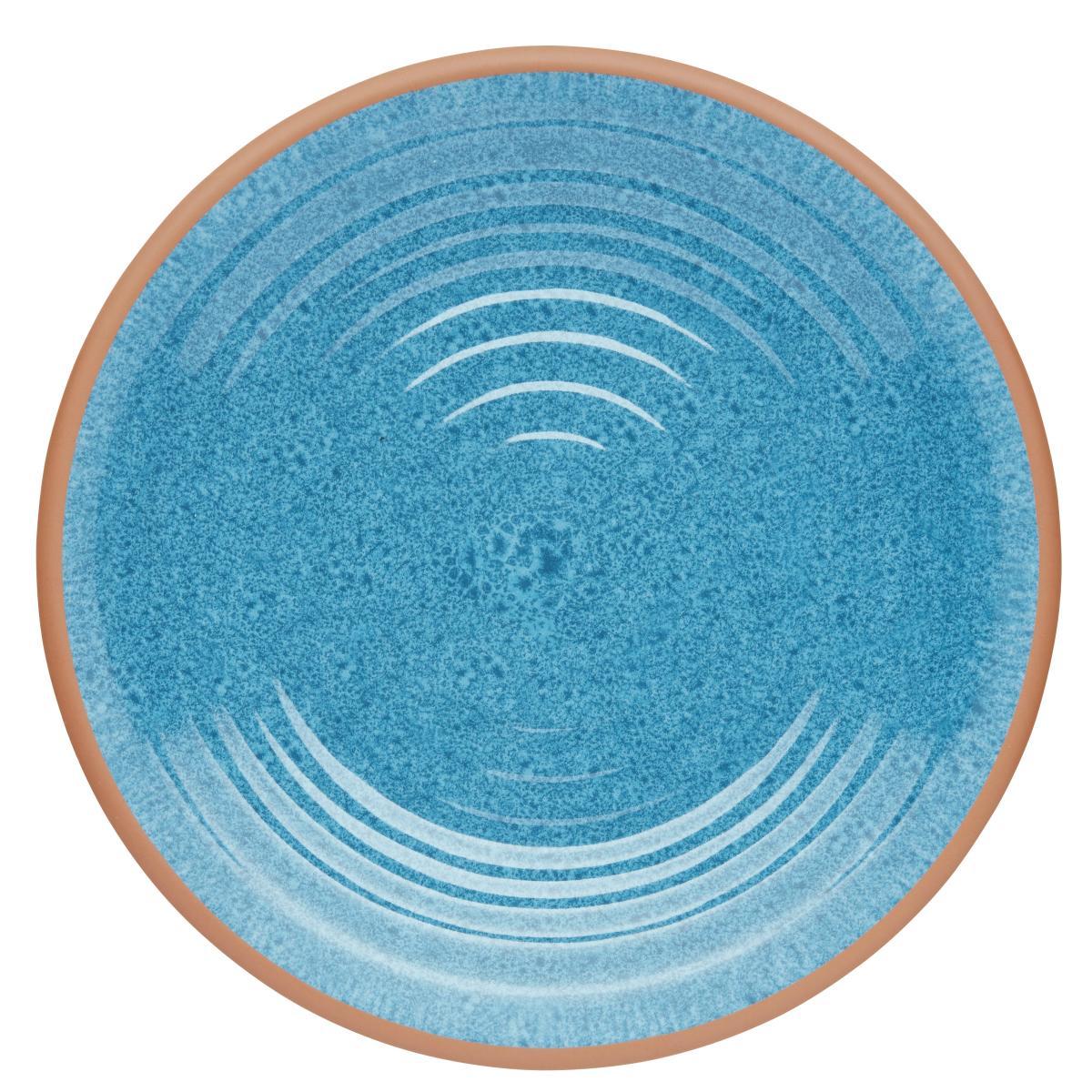 KitchenCraft u0027We Love Summeru0027 Terracotta-Style Melamine Dinner Plate (26.5 cm)  sc 1 st  Amazon UK & KitchenCraft We Love Summer Terracotta-Style Melamine Dinner Plate ...