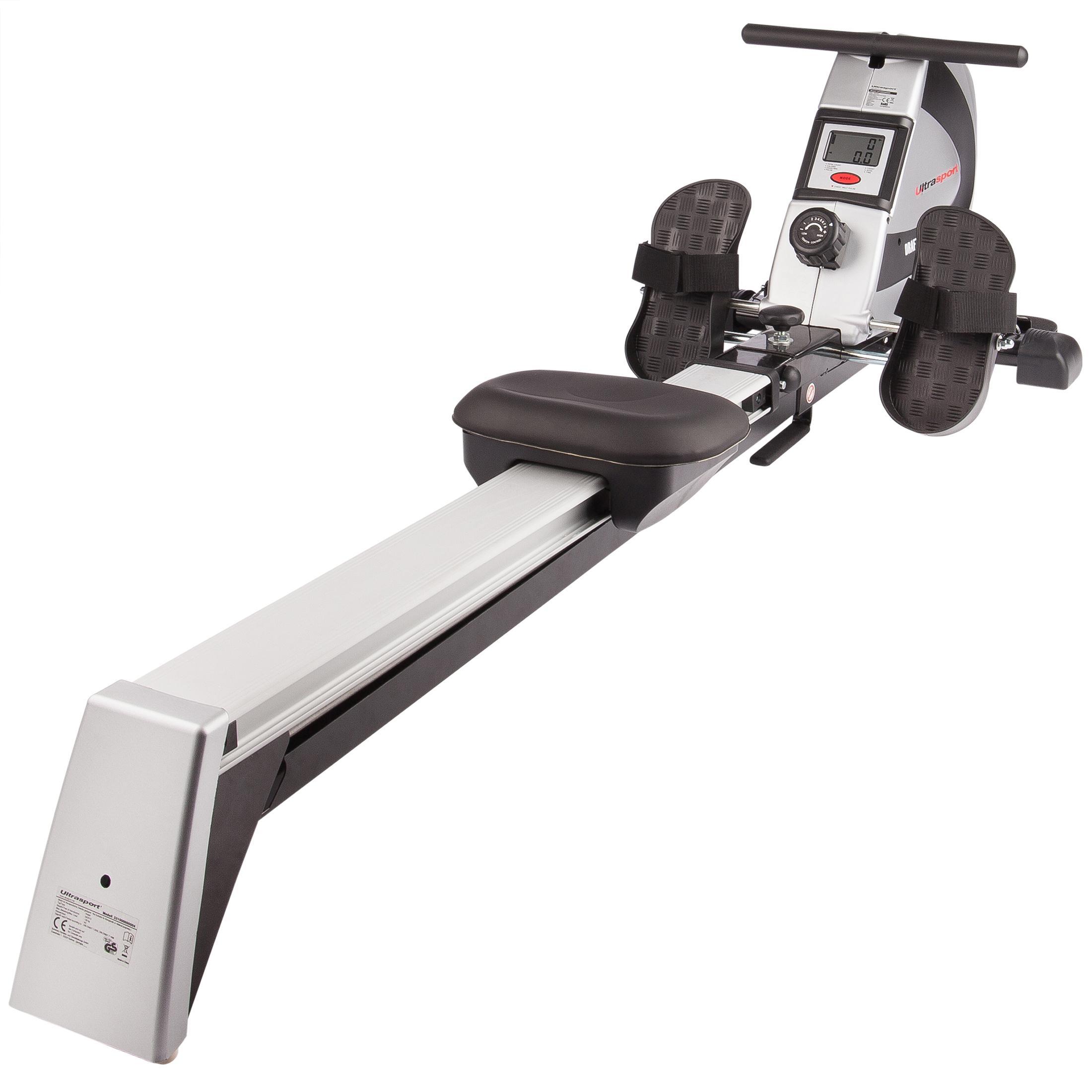 Ultrasport Drafter 550 Rowing Machine 2 In 1 Rowing