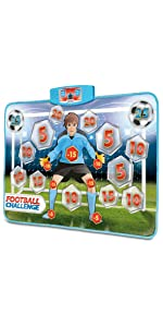 football game; active game; outdoor toys