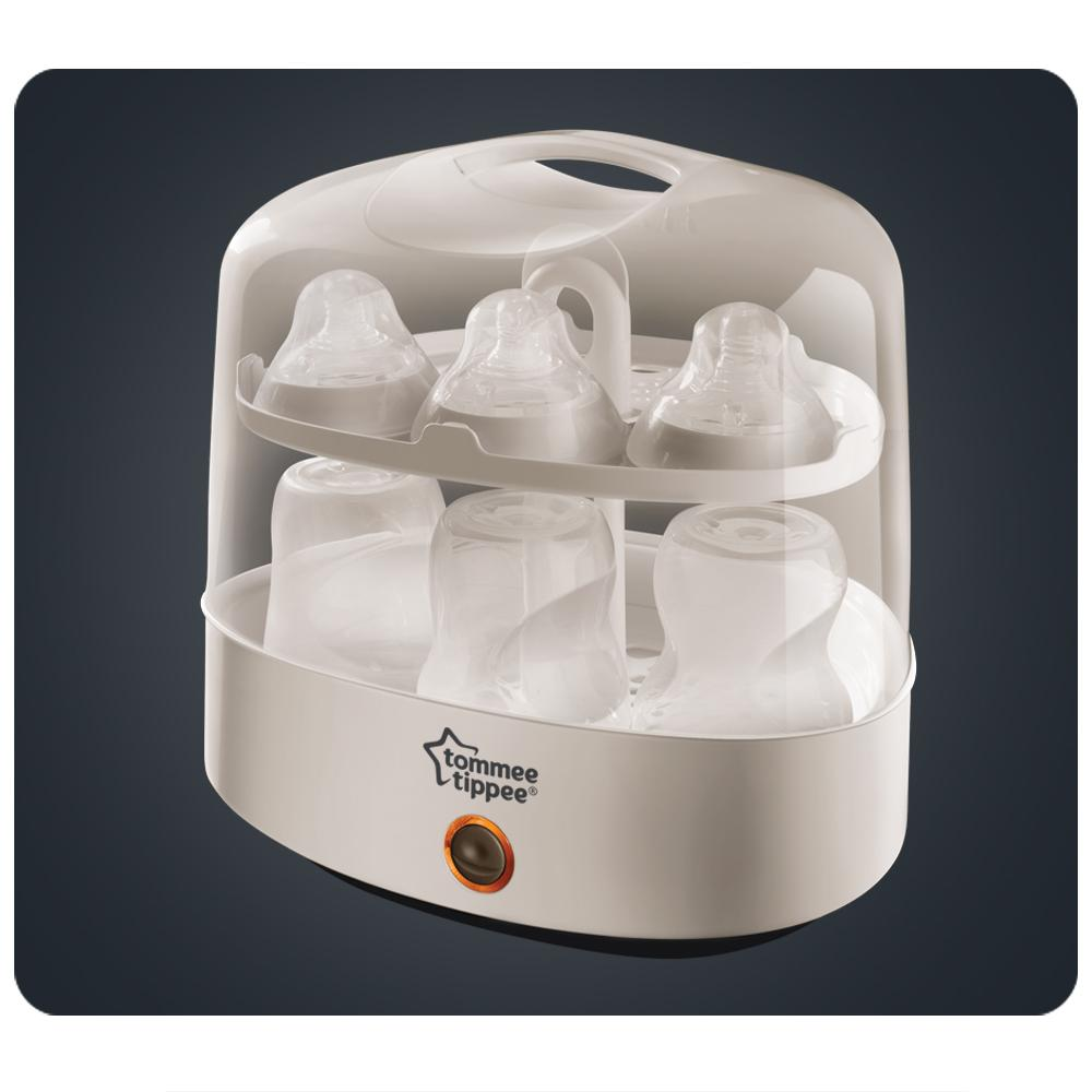 Tommee Tippee Complete Feeding Set Black Closer To