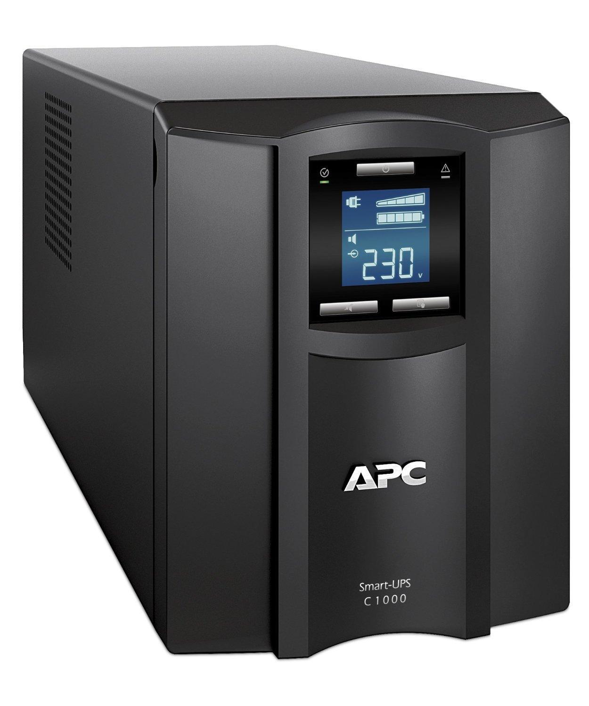 Smart-UPS da APC 1000VA LCD RM 2U 230V - APC Portugal