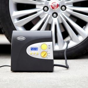 ring rac600 digital tyre inflator 12v air compressor tyre. Black Bedroom Furniture Sets. Home Design Ideas